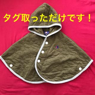 チャンピオン(Champion)のポンチョ 上着 パーカー(ジャケット/コート)