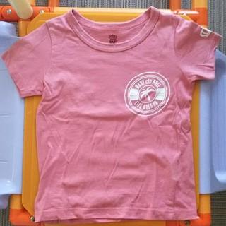 ベビードール(BABYDOLL)のbabydoll キッズ Tシャツ 110サイズ  男女兼用(Tシャツ/カットソー)