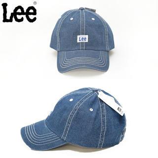 Lee - Lee キャップ デニム