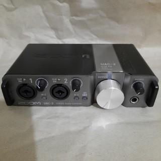 ズーム(Zoom)のZOOM UAC-2(オーディオインターフェイス)
