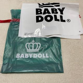 ベビードール(BABYDOLL)のBABY DOLL プレゼント用袋(ショップ袋)