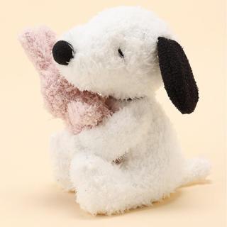 ジェラートピケ(gelato pique)のウサギを抱っこした可愛いスヌーピー   ジェラートピケ 新品 タグ付き定価以下(ぬいぐるみ/人形)