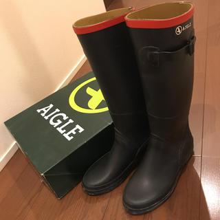 エーグル(AIGLE)のエーグル レインブーツ ロング(レインブーツ/長靴)