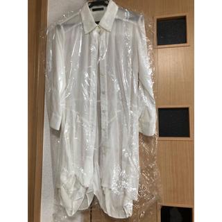 ダブルスタンダードクロージング(DOUBLE STANDARD CLOTHING)のダブルスタンダードシャツワンピース(ひざ丈ワンピース)