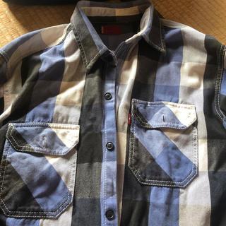 リーバイス(Levi's)のLEVI'S チェックシャツ(シャツ)