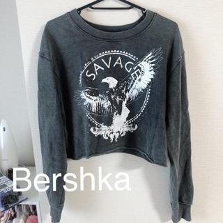 Bershka - Bershka♡ショート丈トップス イーグル