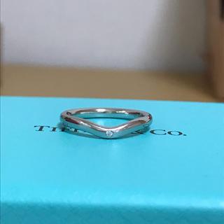 Tiffany & Co. - 値下げ ティファニー  カーブドバンドリング