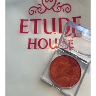 エチュードハウス(ETUDE HOUSE)のETUDE HOUSE エチュードハウス ディア マイエナメルアイズ OR201(アイシャドウ)