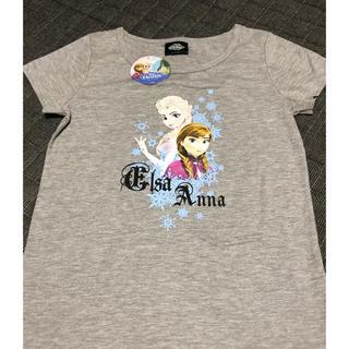アナトユキノジョオウ(アナと雪の女王)のFROZEN アナと雪の女王Tシャツ(キャラクターグッズ)