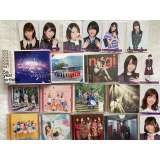 ノギザカフォーティーシックス(乃木坂46)の乃木坂/欅坂まとめ売り(DVD・CD・生写真)(ミュージック)