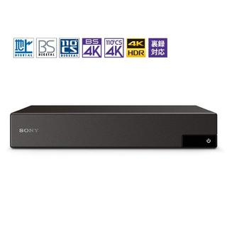 SONY - SONY 4Kチューナー DST-SHV1