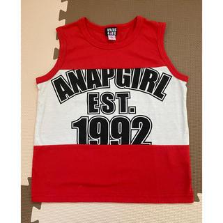 アナップ(ANAP)のANAPGIRL XS タンクトップ(Tシャツ/カットソー)