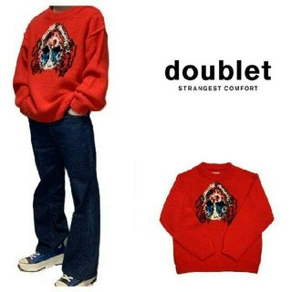 MIDWEST - doublet ニット