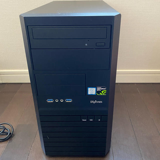 ASUS - ドスパラ デスクトップ Diginnos Core i5 7400