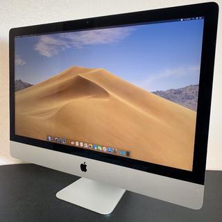 アップル(Apple)のCorei7+メモリ32GB!!Apple iMac2015 5K27inch(デスクトップ型PC)