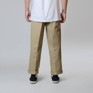 Dickies - dickies loose fit  ベージュ