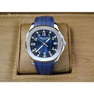 パテックフィリップ(PATEK PHILIPPE)のパテック・フィリップ アクアノート 5168G-01 ブルー(腕時計(アナログ))
