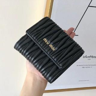 miumiu - 新品 miumiu 財布