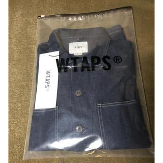 W)taps - 【XL】WTAPS 19ss MINE デニムシャツ