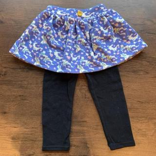 futafuta - 新品未使用同様 一度のみ スカッツ スカート 80 90相当