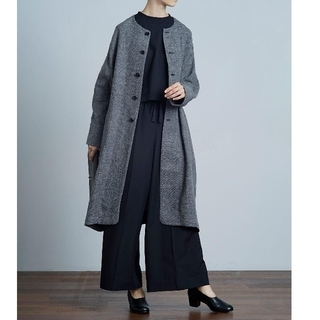 美品 2019ss arts&science Long balloon coat