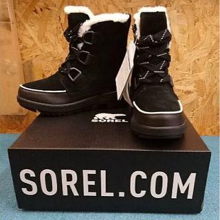 ソレル(SOREL)のソレル ティボリIV NL3425-010-24cm(ブーツ)