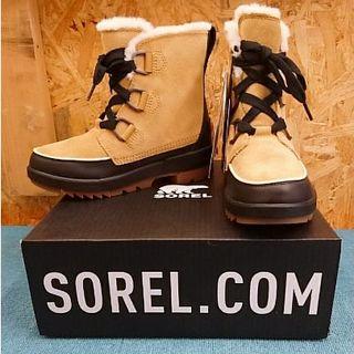 ソレル(SOREL)のソレル ティボリIV NL3425-373-24㎝(ブーツ)