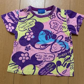 Disney - ミニーちゃん Tシャツ