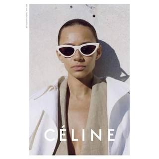 celine - CELINE キャットアイ サングラス セリーヌ