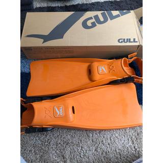 ガル(GULL)のGull 最高峰フィン スーパーミューXX Sサイズ(マリン/スイミング)