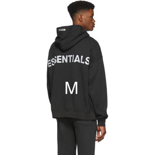 FEAR OF GOD - Mサイズ Essentials Pullover Hoodie