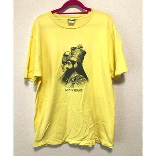 ネスタブランド(NESTA BRAND)のNESTA BRAND Tシャツ イエロー XLサイズ(Tシャツ/カットソー(半袖/袖なし))