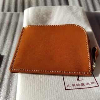 ツチヤカバンセイゾウジョ(土屋鞄製造所)の土屋鞄 ナチューラ ヌメ革 Lファスナー  (コインケース/小銭入れ)