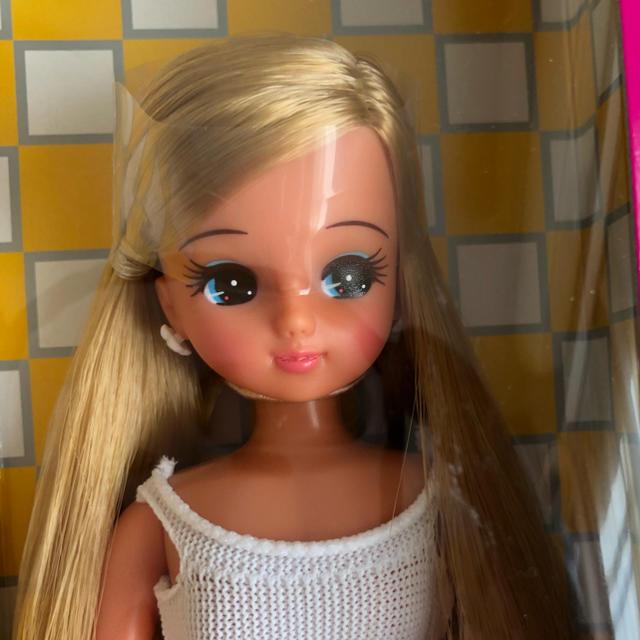 日焼けリカちゃん キッズ/ベビー/マタニティのおもちゃ(ぬいぐるみ/人形)の商品写真