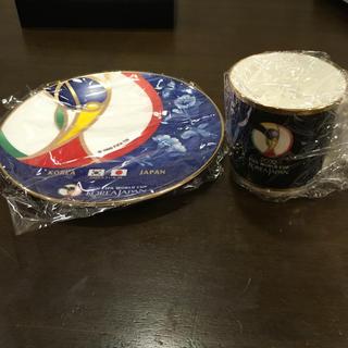 ノリタケ(Noritake)のノリタケ ワールドカップ カップ プレートセット(グラス/カップ)