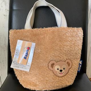 Disney - ♡ 新品未使用 ダッフィー もこもこバッグ ♡