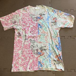 コムデギャルソン(COMME des GARCONS)のCOMME des GARCONS コムでギャルソン Tシャツ SIZE M(Tシャツ/カットソー(半袖/袖なし))