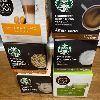 ネスレ(Nestle)のネスカフェドルチェグスト コーヒーセット(コーヒー)