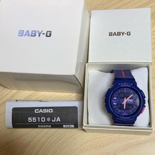 カシオ(CASIO)の正規品 BABY G 時計 未使用 CASIO(腕時計)
