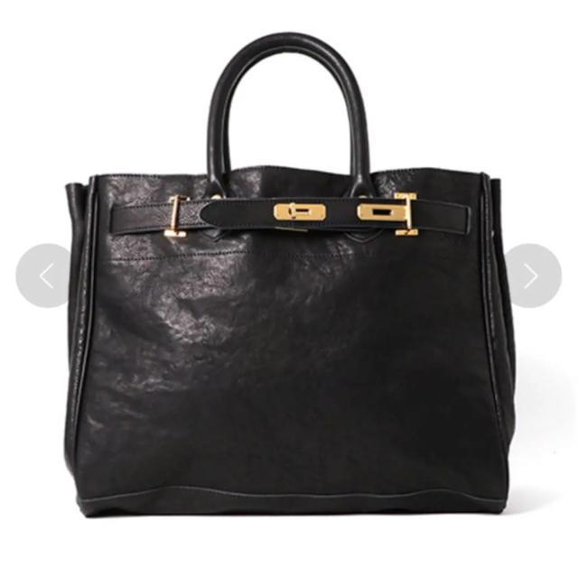 DEUXIEME CLASSE(ドゥーズィエムクラス)のよっぴ様専用 SITA PARANTICAレザートート レディースのバッグ(トートバッグ)の商品写真
