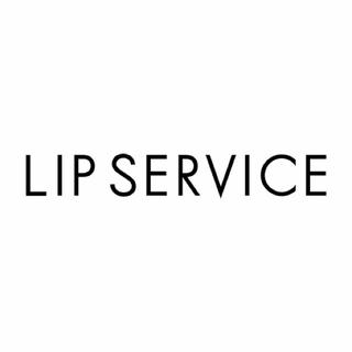 LIP SERVICE - リップサービス カシュクールワンピ