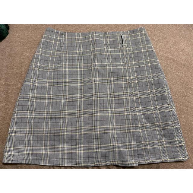 GRL(グレイル)のミニスカート チェック GRL グレイル レディースのスカート(ミニスカート)の商品写真