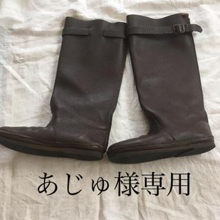 コース(KOOS)のKOOS  ロングブーツ37(ブーツ)