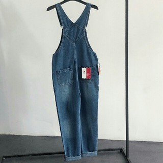 TOMMY HILFIGER - 最新品 TOMMY JEANS サロペット