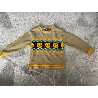 新品未使用‼︎ CRT NAVY ⭐️キッズ セーター