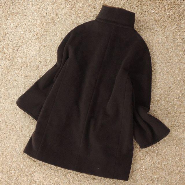 Max Mara(マックスマーラ)のMax Mara マックスマーラ ファーコート C7708 レディースのジャケット/アウター(毛皮/ファーコート)の商品写真