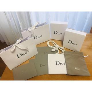 クリスチャンディオール(Christian Dior)のディオール ギフトパックセット(ラッピング/包装)