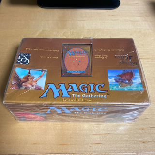 マジックザギャザリング(マジック:ザ・ギャザリング)のリバイズド ブースターボックス 英語版(Box/デッキ/パック)