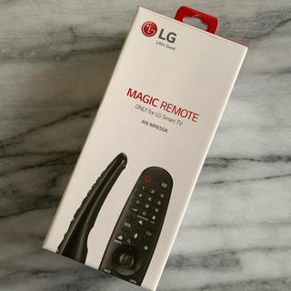 エルジーエレクトロニクス(LG Electronics)の新品 LG マジックリモコン(その他)