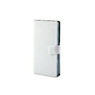 エレコム(ELECOM)のエレコム スマートフォン用手帳型マルチカバー(スリム・L)  (モバイルケース/カバー)